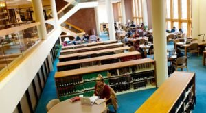 Take A Virtual Tour Of Indiana University's Finest Academic Library, Jerome Hall Law Library