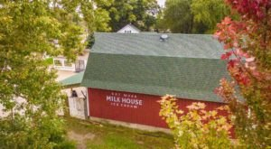 You'll Find The Freshest Frozen Dairy Delights At Milk House Ice Cream In Illinois