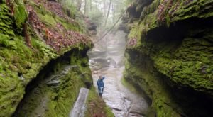 Here's The Ultimate Bucket List For Hoosiers Who Are Obsessed With Rock Formations
