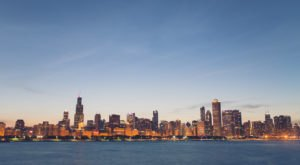 The Most-Photographed Skyline In The Country Is Right Here On The Illinois Lake Shore