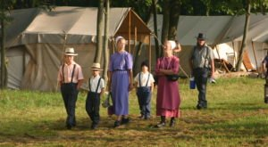 8 Historical Facts About How The Amish, An Entire Culture Of People Already Distanced From Society, Came To Indiana