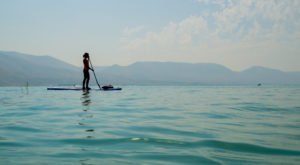 Some Of The Cleanest And Clearest Water Can Be Found At Utah's Bear Lake