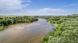 Float Past Some Of The Most Beautiful Scenery In Nebraska When You Take A Trip Down The Niobrara River