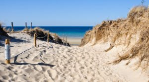 7 Pristine Hidden Beaches Throughout Massachusetts You've Got To Visit This Summer