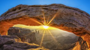 The Most-Photographed Natural Arch In The Country Is Right Here In Utah