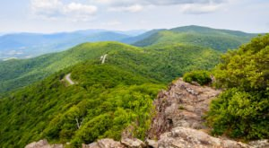 Skyline Drive Was Named The Most Beautiful Place In Virginia And We Have To Agree