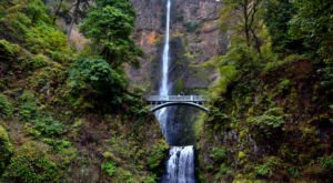 Spend The Day Exploring Oregon's Tallest Falls On This Wonderful Waterfall Road Trip