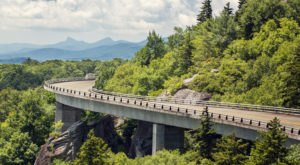 Roll The Windows Down And Take A Drive Down The Blue Ridge Parkway In North Carolina