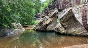 The Natural Swimming Hole At Bell Smith Springs In Illinois Will Take You Back To The Good Ole Days
