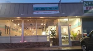 Don't Be Surprised By The Menu At Strange Brew Cafe In Illinois