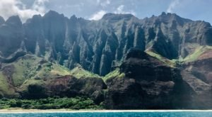 Hawaii's Na Pali Coast State Wilderness Park Is A Natural Oasis That Rivals Our National Parks