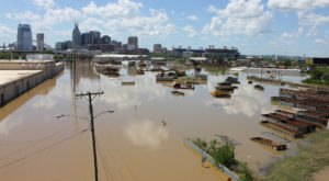 It's Been 10 Years Since Nashville Experienced Its Most Devastating Flood In History