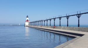 The Most-Photographed Lighthouse In The Country Is Right Here On The Indiana Lake Coast
