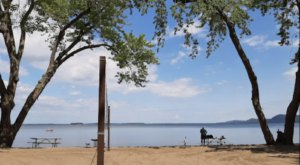 Day Trips To These 4 Pristine Vermont Beaches On Lake Champlain Belong On Your Summer Bucket List