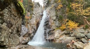 Ranked One Of The Best Kid-Friendly Hikes In New Hampshire, Have Fun Exploring This Waterfall Trail In The White Mountains