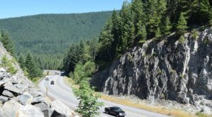True Or Not, The Eerie Legend Behind This Rock On Oregon's Mount Hood Is Fascinating