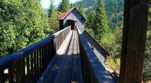 The Gold Rush Lives On At Kentucky Mine Historic Park In Northern California