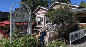 Located In An Authentic Victorian Home, Sweetie Pie's Is A Prime Breakfast Spot In Northern California