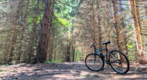 Fort Custer Recreation Area Is A 3,000-Acre Oasis For Michiganders Who Love The Great Outdoors