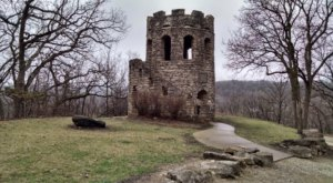 Hiking At Winterset City Park In Iowa Is Like Entering A Fairytale