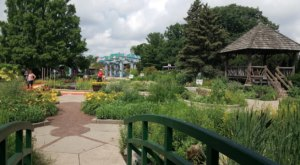 The W.J. Beal Botanical Garden In Michigan Is A Whimsical Gem Hidden In Plain Sight