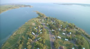 Lake Oahe Is One Of The Largest Reservoirs In The Country, And It's A North Dakota Recreation Destination