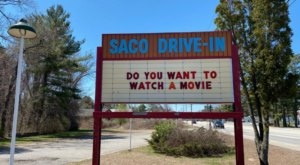 Drive-In Movie Theaters Are Starting To Pop Up All Over Maine