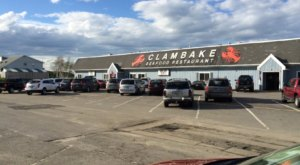 The Largest Of Its Type In Maine, The Clambake Seafood Restaurant Is The Perfect Summer Plan