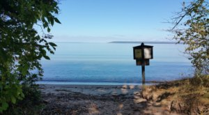 Brimley State Park In Michigan Has Offered Access To Whitefish Bay For Nearly 100 Years