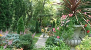 Take A Summer Stroll Through The Stunning Tarbin Gardens In New Hampshire
