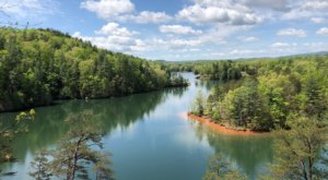 Explore Over 5 Miles Of Hiking Trails At Keowee-Toxaway State Park In South Carolina