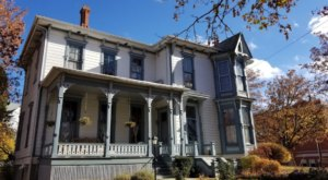 The Last Of Its Kind In Idaho, History Lovers Can Tour The Victorian-Era McConnell Mansion