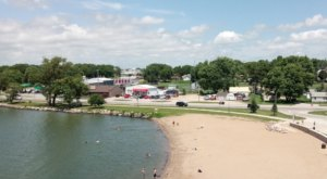 The Natural Swimming Hole At Awaysis Park In Iowa Will Take You Back To The Good Ole Days