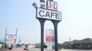 You Will Feel Like Everyone Knows Your Name At The Friendly Local Hot Spot In Colorado, The J&L Cafe
