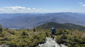 Running The Whole Length Of Vermont, The Long Trail Is The Oldest Long-Distance Hiking Trail In The U.S.