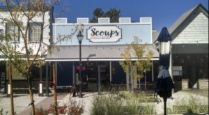 Choose Between Hot 'N Cold At Scoups, An Ice Cream And Soup Bar In Nevada