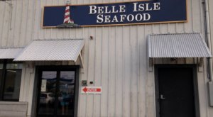 Stuff Your Face With Endless Seafood At Belle Isle In Massachusetts