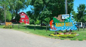 The Massive Family Campground In Minnesota That's The Size Of A Small Town