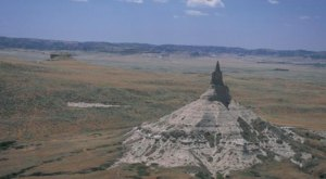 Chimney Rock Was Named The Most Beautiful Place In Nebraska And We Have To Agree