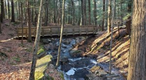 Few New Hampshirites Have Explored Chesterfield Gorge, A Hidden Natural Area Along Wilde Brook