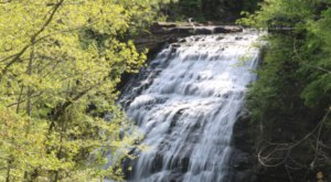 Spend The Day Exploring Ohio's Tallest Falls On This Wonderful Waterfall Road Trip