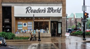 Reader's World Is A Corner Shop In Michigan That Has Delighted Bookworms Since 1967