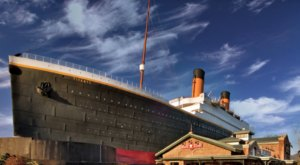 One Of The Largest Titanic Museums In The World Is Actually Right Here In Tennessee, And It's Worth The Visit