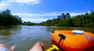 7 Lazy River Tubing Trips In North Carolina To Start Planning Now