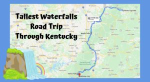 Spend The Day Exploring Some Of Kentucky's Tallest Falls On This Wonderful Waterfall Road Trip