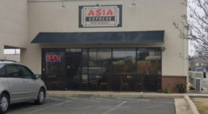 Twist Up Your Tastebuds With The Greek And Asian Cuisine At Arkansas' Asia Express