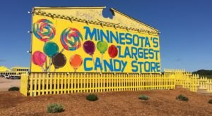 Now Open For Customers, A Visit To Minnesota's Largest Candy Store Just Might Be The Sugar Rush You Need