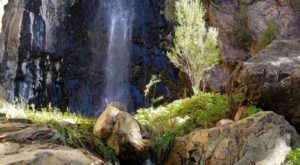 Plan A Visit To Cattail Falls, Texas' Beautifully Blue Waterfall