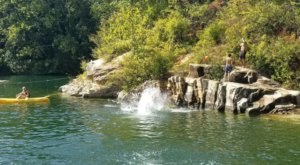 This Quarry Swimming Hole In Maryland Is Perfect For A Day Of Fun In The Sun
