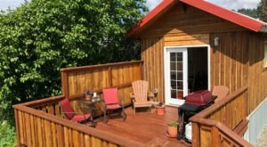 Stay In The Heart Of Downtown Homer In This Modern Tiny Home In Alaska
